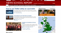 BBC News School Report gives 11-16 year-old students in the UK the chance to make their own news reports for a real audience. Using lesson […]
