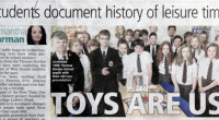 Very nice write up by Samantha Harman in Dorset Echo, on Saturday 20 July 2013. About the work we have been doing with young people […]