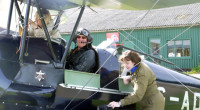 Airstrip Heritage Flight – Our Tiger was built in 1935 and delivered to the Reid and Sigrist Flying School in Desford, used for flying training. […]