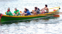 WRC Gigs A Cornish pilot gig is a 6 man rowing boat, 32 feet in length and a 4 ft 9 in beam. They are […]